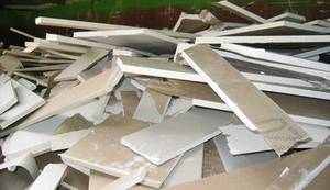 Free Drywall scrap - only two bags left (South Philadelphia)
