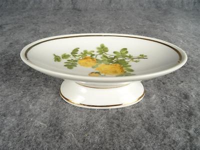 Decorative Porcelain Soap Dish.