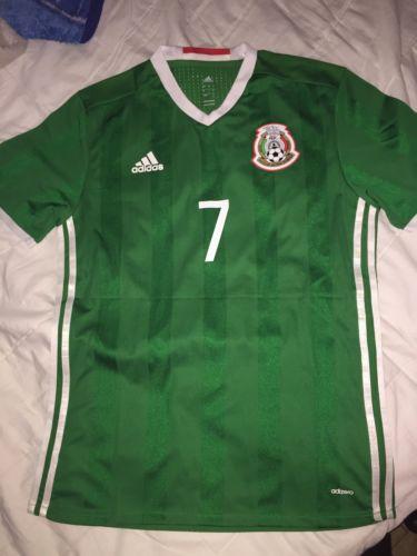 Mexico Jersey Miguel Layun Adizero