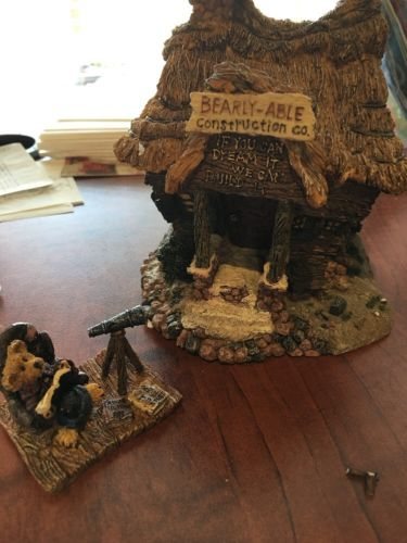 Boyd's Bearly Built Villages - MATTHEW'S BUNGALPO - Used