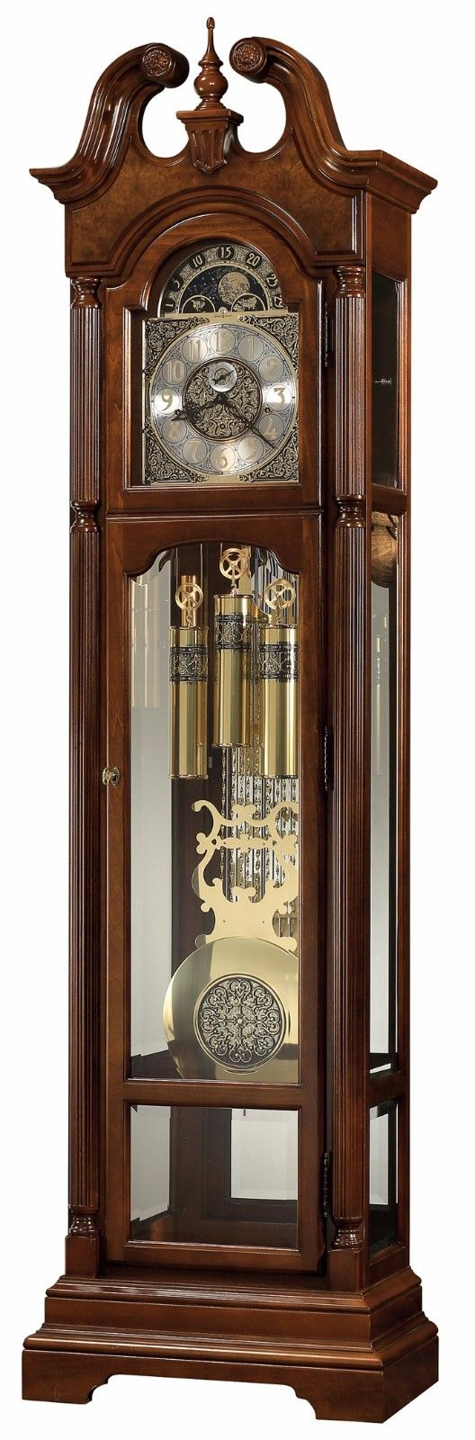 Howard Miller Terance Grandfather Floor Clock 611-240 611240 FREE Shipping