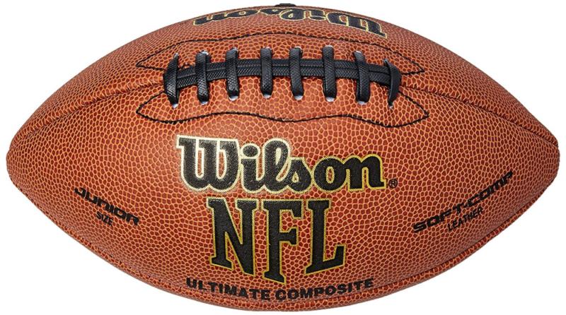 Wilson Ultimate Composite NFL Junior Football