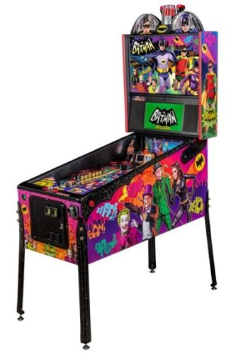 Batman 66 Pinball LE Sold Out Everywhere!!!