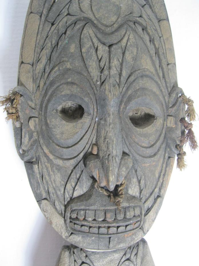 Spirit Figure Papua New Guinea Late 19th Century