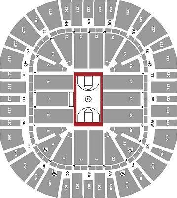 NCAA Basetball Tournament - Salt Lake City- 2 tix - All 3 Sessions
