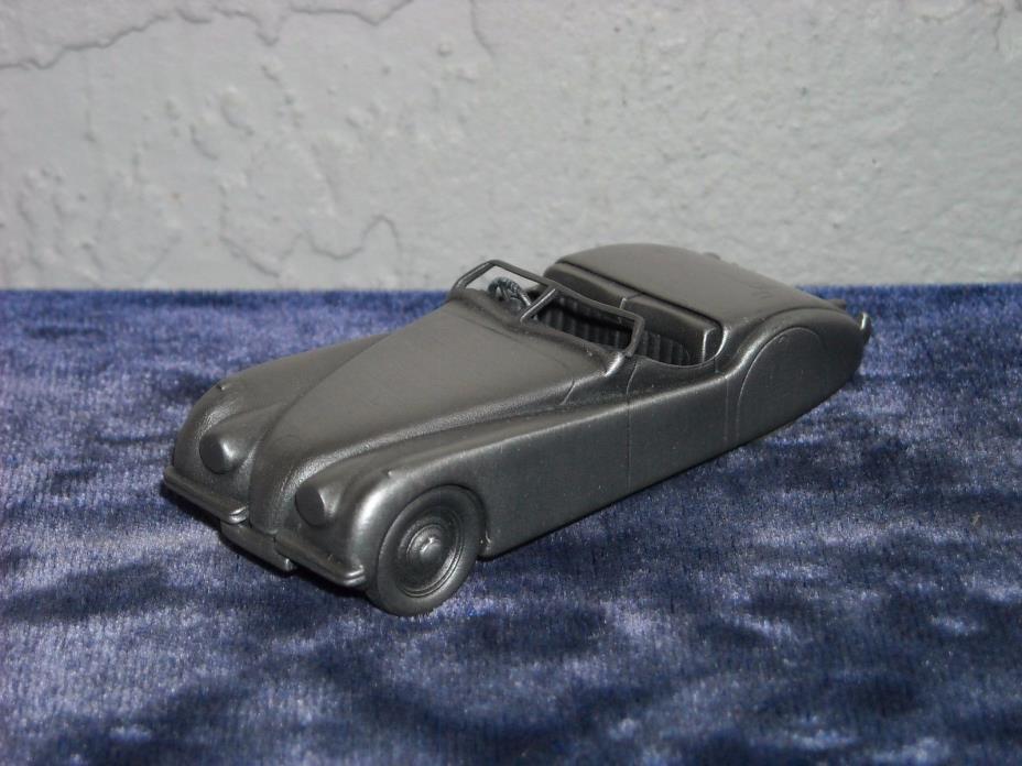 Danbury Mint Pewter 1949 Jaguar XK120