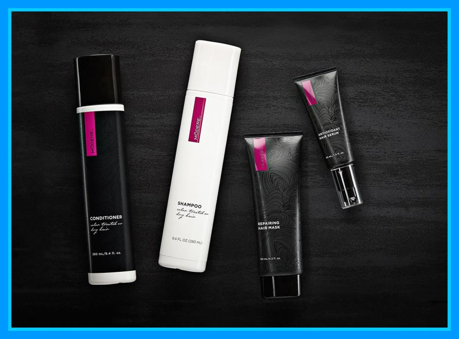 Modere's Hair Care Collection - Dry/Color Treated - Antioxidant & Repairing