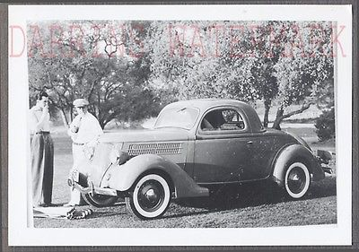 Vintage Car Photo of Photograph 1936 Ford 3 Window Coupe 733768