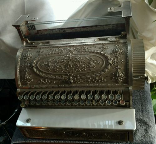 National Cash Register Company, Vintage Brass Register