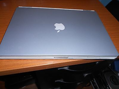 APPLE POWER BOOK G4 LAPTOP