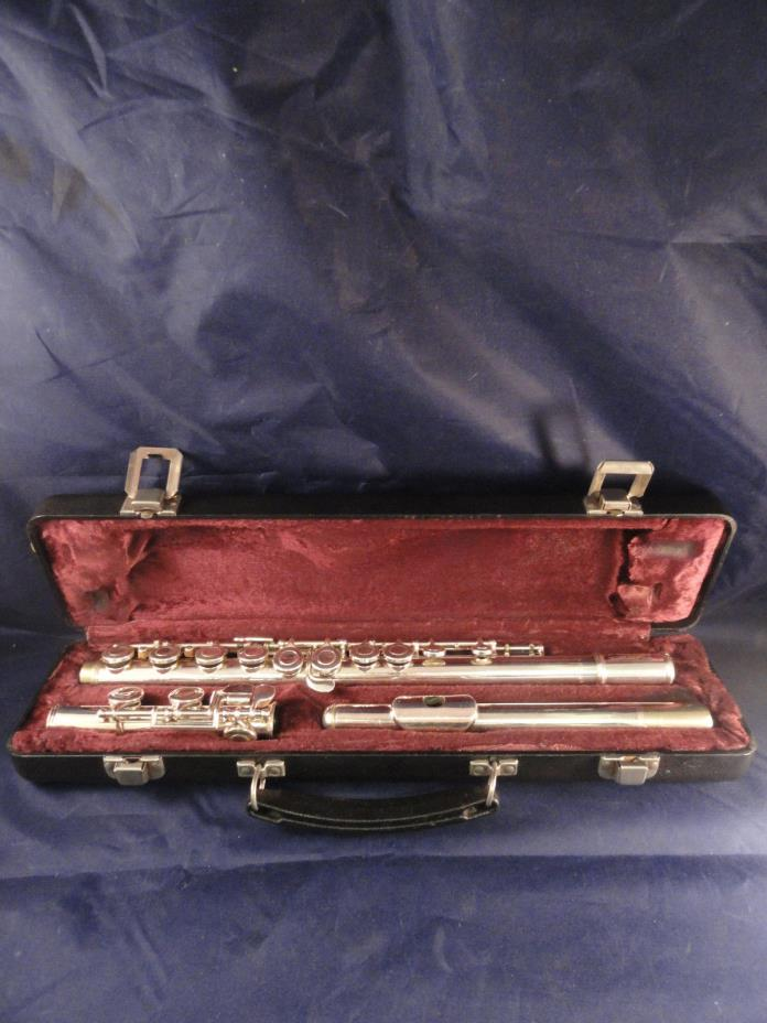 Artley Student Flute in Armstrong Hard Case