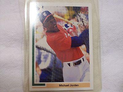 1991 Upper Deck Baseball Michael Jordan #SP1 - Rare & Hard to Find