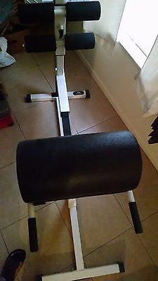 Yukon Roman Chair Hyperextension Machine HYP-156 PICK UP ONLY Iowa Park, TX
