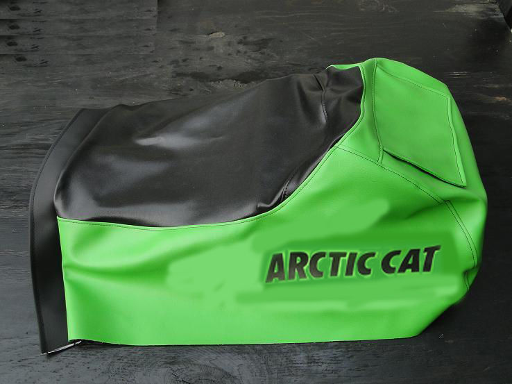1997 1998 ARCTIC CAT COUGAR DLX DELUXE VINYL REPLACEMENT SEAT COVER