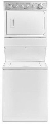 WET4027EW Whirlpool Combination Washer/Electric Dryer - White