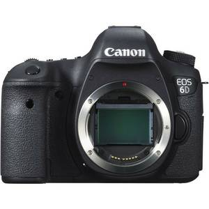 Selling My Canon 6D Full Frame Camera (Beaumont)