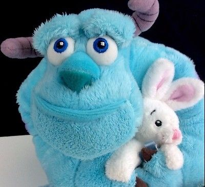 Soft Stuffed Plush Disney Exclusive Monster's Inc. 9