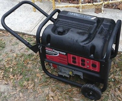 Coleman 5000 Watt Generator - For Sale Classifieds