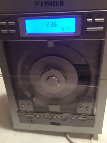 Fisher Stereo System - For Sale Classifieds