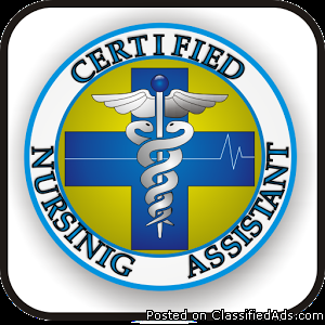 Experienced Certified Nursing Assiant that can provide your loved one good care