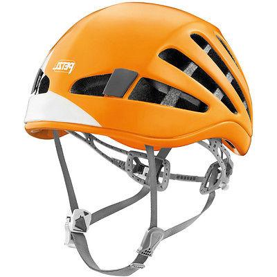 Petzl Meteor Helmet Unisex Orange Size 2