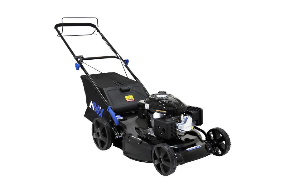 Variable Speed Gas Self Propelled Lawn mower, Self Push Walk Behind Lawnmower