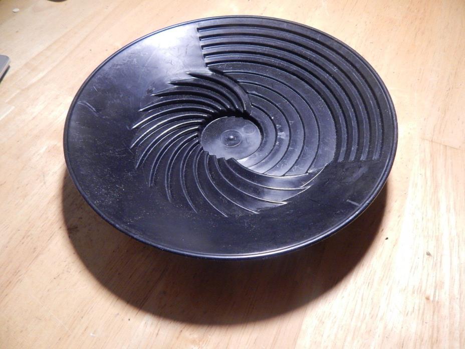 Turbo Pan Black 10