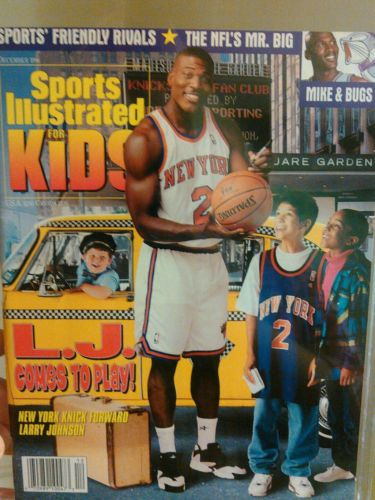 1996 si for kids tiger woods rookie