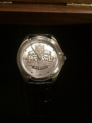 2003 NFL FOOTBALL PRO BOWL CHAMPIONSHIP CHAMPIONS WATCH not ring