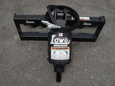 Bobcat Skid Steer Attachment - New Lowe BP210 Hex Auger Drive Unit - Ship $199