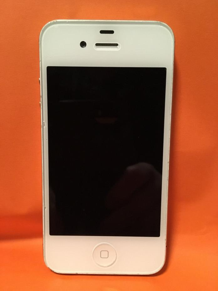 iPhone 4S White For Parts