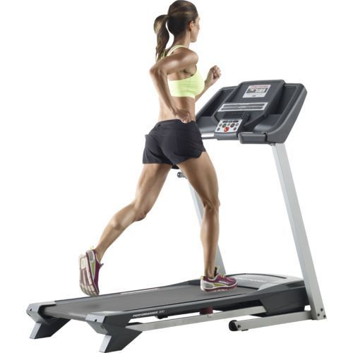 Folding Electric Treadmill ProForm ZT4 Running Machine 2.5 HP Drive System Motor