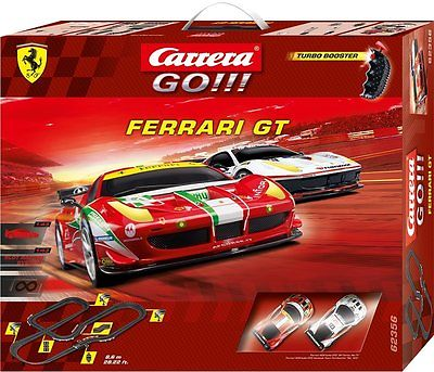 Carrera Go GT Competition Electric Slot 1:43 Car Set Kit Ferrari GT2 | NEW
