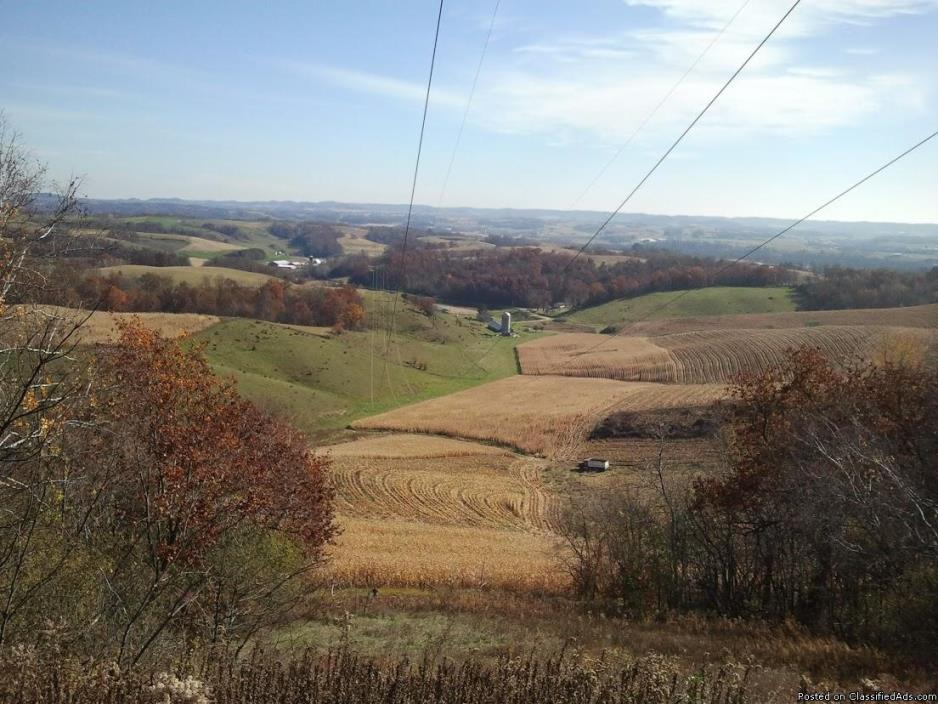 120 Acre Farm for Sale in Arcadia,WI