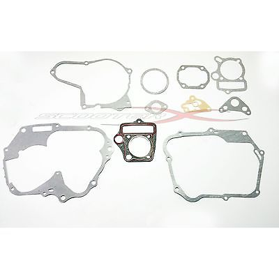 47mm Full Gasket Complete Kit fits 70Cc Lifan Motor Engine Dirt Pit Bike