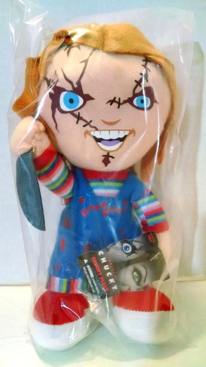 Child's Play Bride of Chucky Doll Plush Good Guy 9.5