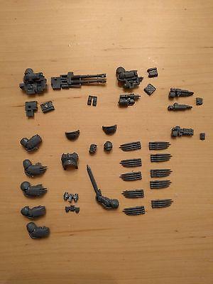 Tartaros Terminator Bits, Space Marines Warhammer 30k/40k