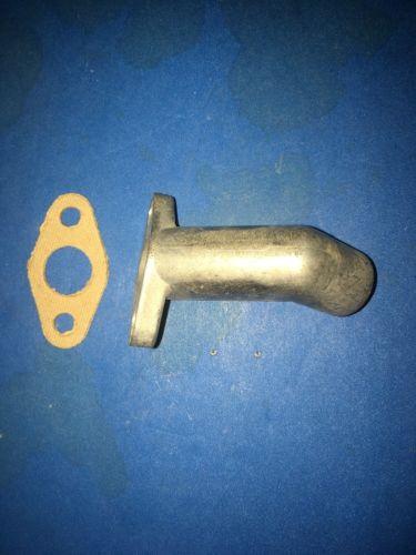 66cc Motorized GAS ENGINE parts - intake manifold aluminum