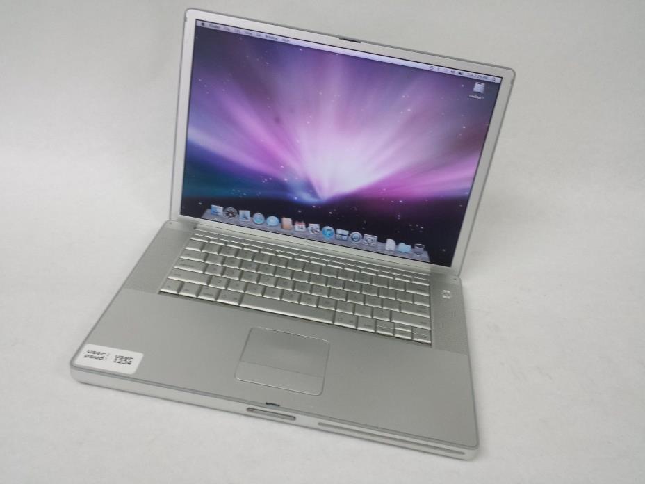 Apple PowerBook G4 A1095 15.2