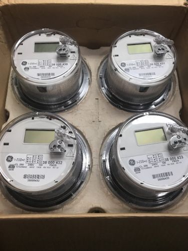 GE I-210+C Single Phase Meters