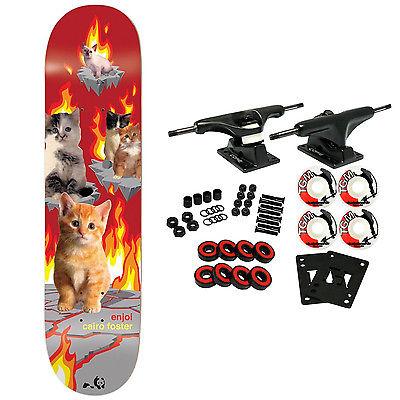 REAL Skateboard Complete WALKER BLOOM SPECTRUM 8.25