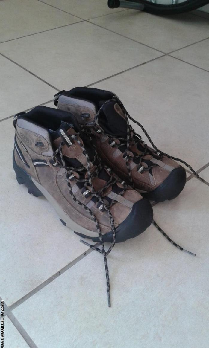 Keen Brand Hiking Boots