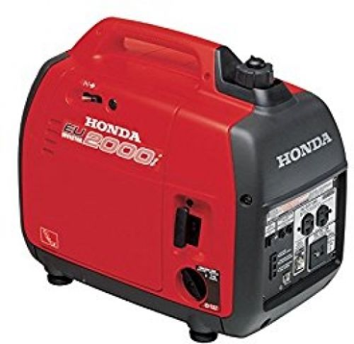 Inverter Generator Honda 2000 Watt Super Quiet