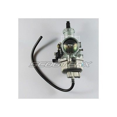 27mm Carburetor Honda Crf Xr 100 200 Carb Bike ATV Part Quad 4 Wheeler Cc 300