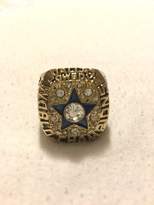 Replica 1971 Super Bowl Ring Size 12 (See Details)