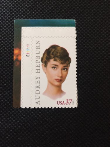 US Stamps Unused Audrey Hepburn