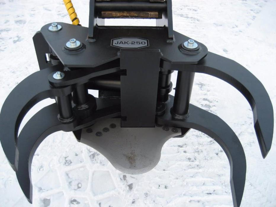 Saw Grapple With Blade --FREE SHIPPING--