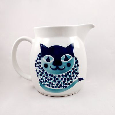 Arabia Cat Pitcher by Kaj Franck