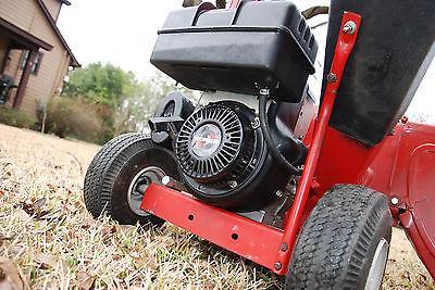 TOTALLY REBUILT 10 HP MTD HUSKEE CHIPPER 1999-2000