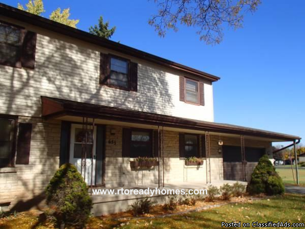 $144900 / 5br - 2262ft2 - Spacious colonial for sale by owner (Fond du Lac)